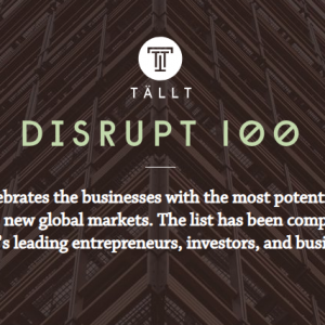 Wizenoze Named as a Leading Global Innovator in Disrupt 100 index 2018