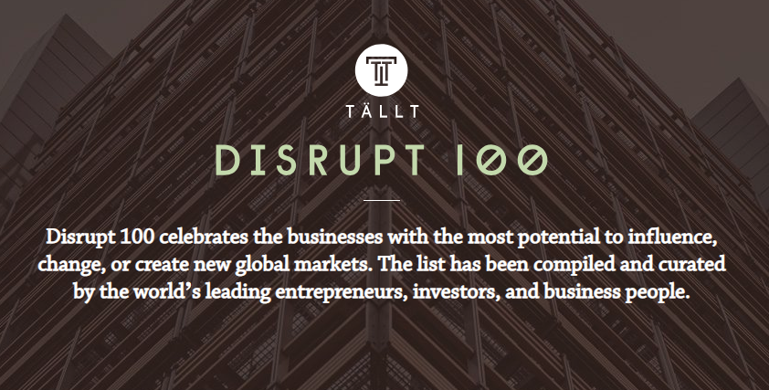 Why wizenoze is in the disrupt 100
