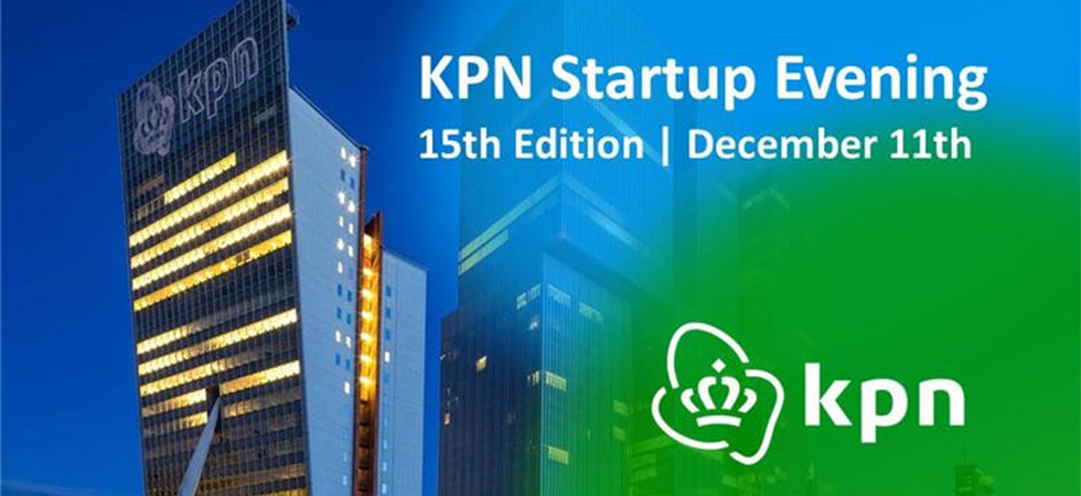 Panel discussion about Diversity & Inclusion in Tech at 15th Edition of KPN Startup Evening