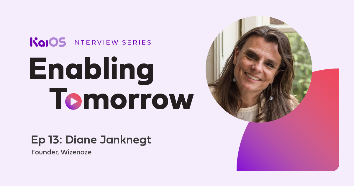Enabling Tomorrow Ep 13: Diane Janknegt